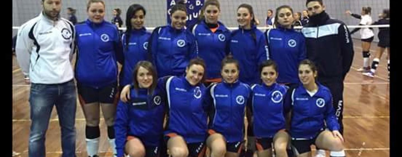 Volley, il The Marcello's non sbaglia la prima: battuto il Caudium 3 a 1