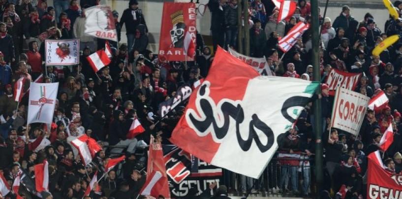 Dietrofront del Viminale: revocato il divieto di trasferta ai tifosi del Bari