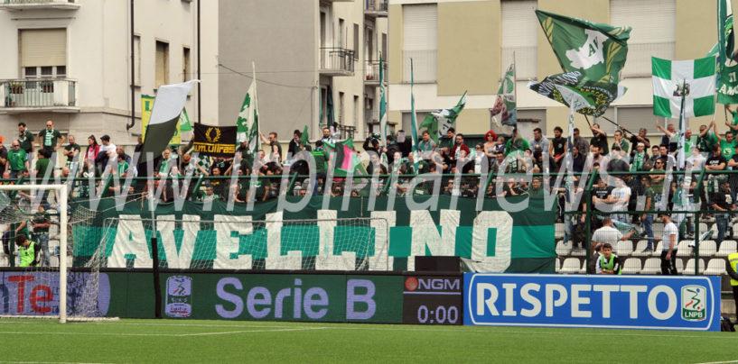 Pro Vercelli-Avellino, il dato definitivo della prevendita del settore ospiti