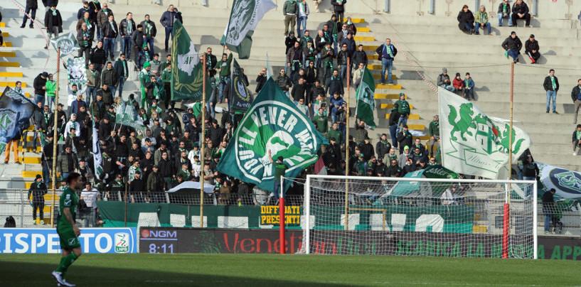 Avellino Calcio – Settore Ospiti Latina: è già sold-out con polemica