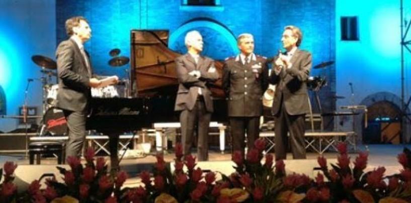 Montefusco – Premiati ed ospiti del Tommariello d'Oro 2015 in scena ad Agosto