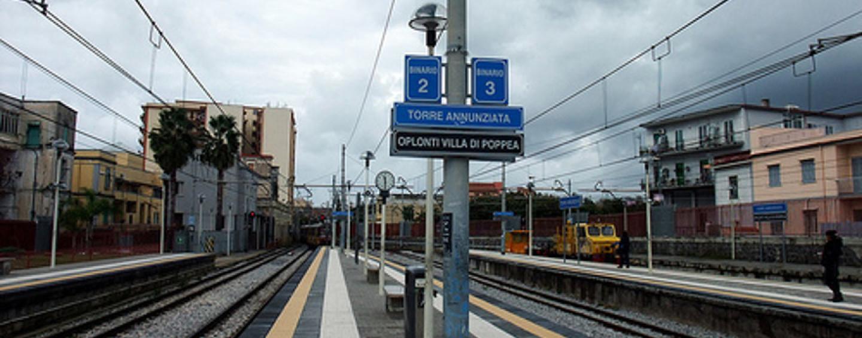 Circumvesuviana, ripresa circolazione dei treni sulla linea Napoli-Baiano
