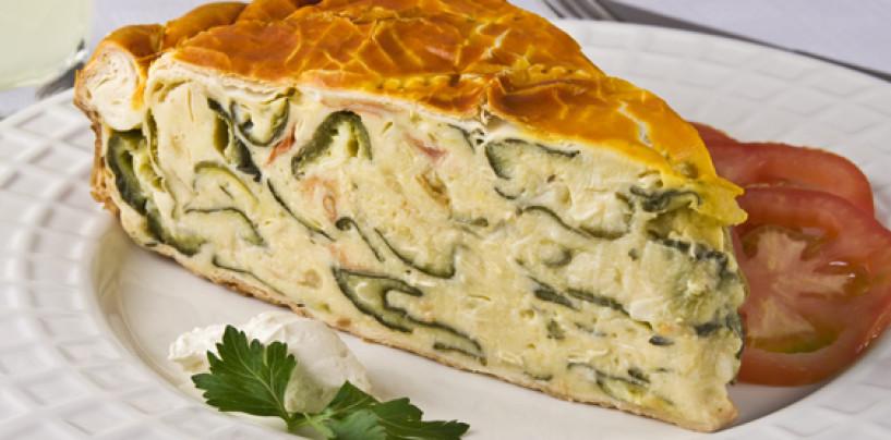 Ricette veloci – Torta di zucchine