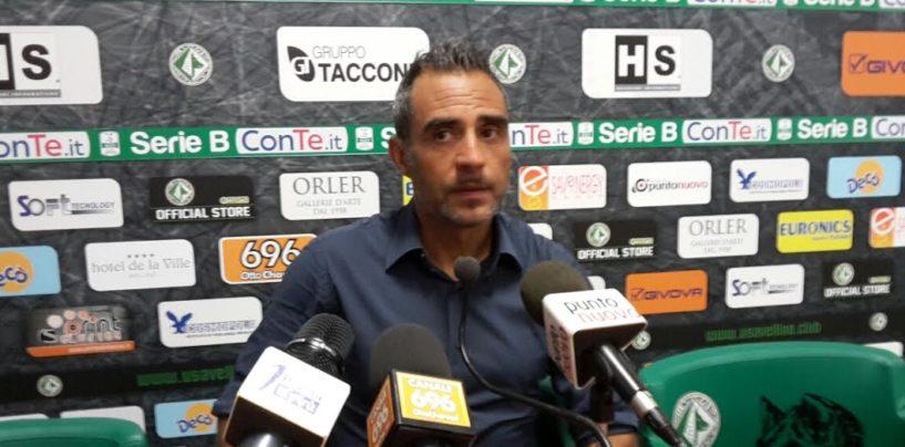 """Avellino Calcio – Toscano archivia il precampionato: """"Ho visto una squadra feroce"""""""