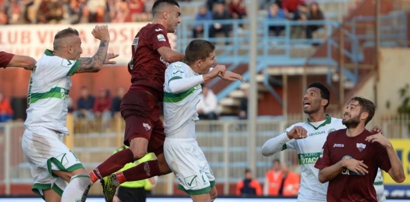 Avellino Calcio – Tesser valuta alcune novità per il posticipo con la Ternana