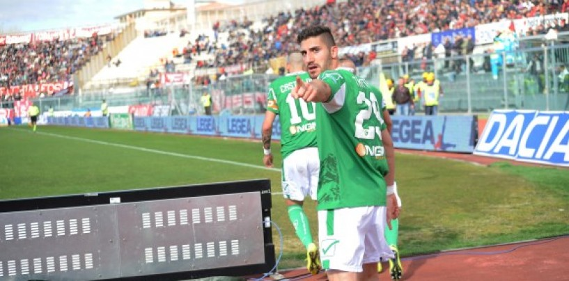 Calcio – Avellino, tutti pazzi per Trotta: sirene anche dalla Germania