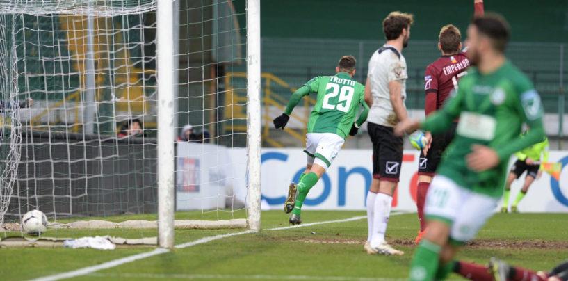 Avellino Calcio – Trotta is back: al derby ci sarà anche lui