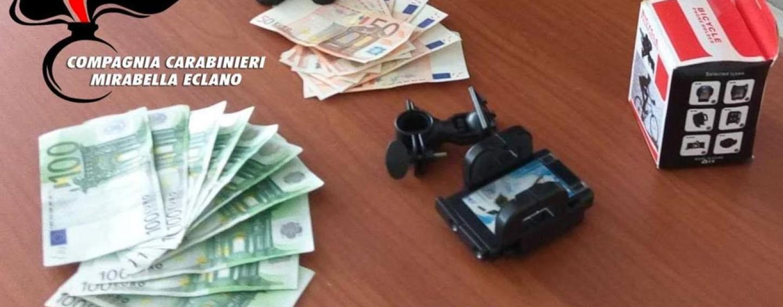 Venticano, si spacciano per il nipote e si fanno consegnare 1500 euro