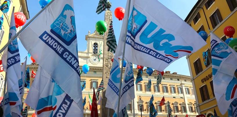 """""""Mai più sola"""", gazebo dell'Enas Ugl in piazza contro il femminicidio"""