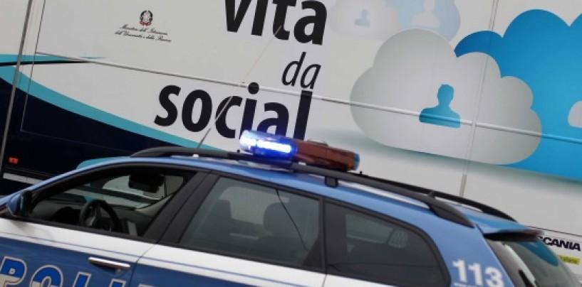 Avellino, Una Vita da Social: gli studenti incontrano la Polizia