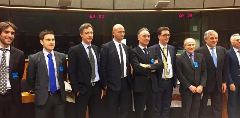 """Concia, l'Unic a Bruxelles: """"Se Europa ha un industria della moda lo deve alla conceria italiana"""""""