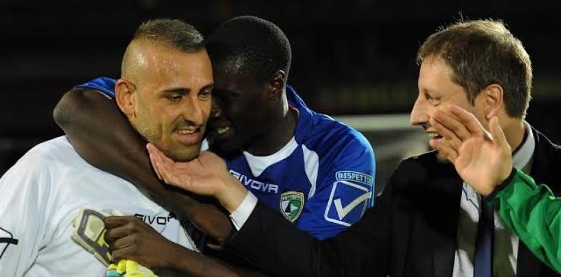 Avellino Calcio – Nulla da fare per Frattali: Gomis si riprende la porta