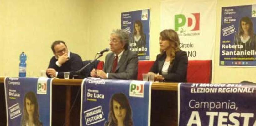 """Pd, Morando ad Ariano: """"Il cambiamento arriva anche dalla Regione"""""""