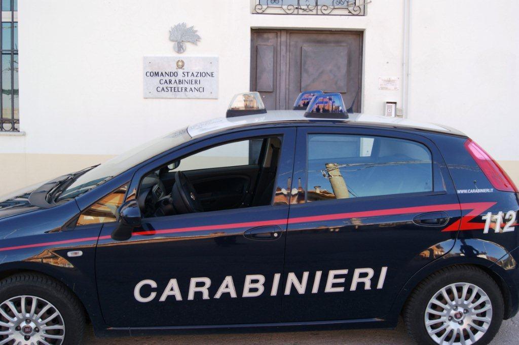 carabinieri castelfranci