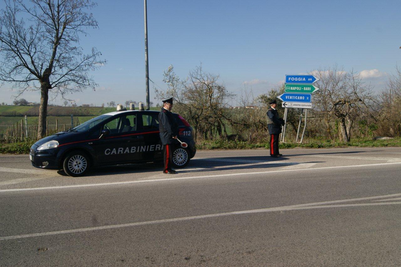 Carabinieri Venticano