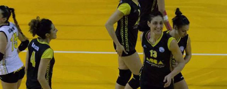Volley, l'Acca Montella conquista la terza vittoria consecutiva