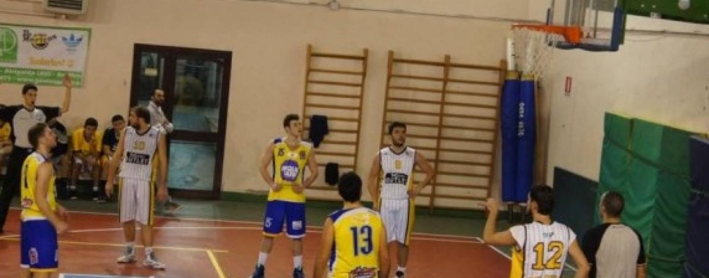 Cab Solofra, rinviato il match contro il Basket Saviano