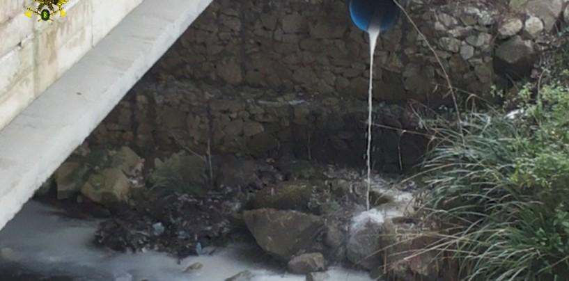 Stretta del NOE sui reati ambientali: scoperta ditta conciaria che scaricava nella rete fognaria