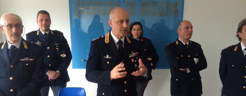 Maxi sequestro di marijuana sull'A16, la soddisfazione del Comandante Alfano