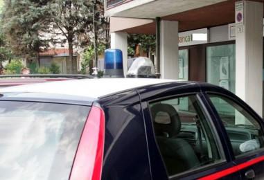 Calitri, rapina al Banco di Napoli: ladri in fuga con 2mila euro