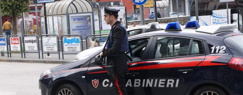 Montoro – Pregiudicato del posto arrestato dai Carabinieri