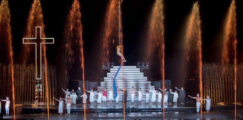 Grande Spettacolo dell'Acqua, giù il sipario: magia e solidarietà per oltre venticinquemila presenze