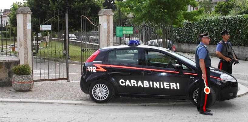 Prata, non mandano il figlio a scuola: genitori denunciati dai carabinieri