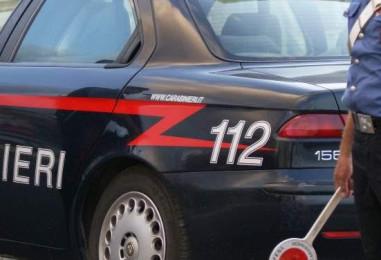 Lioni – Causa incidente stradale sotto effetto di droghe: denunciato