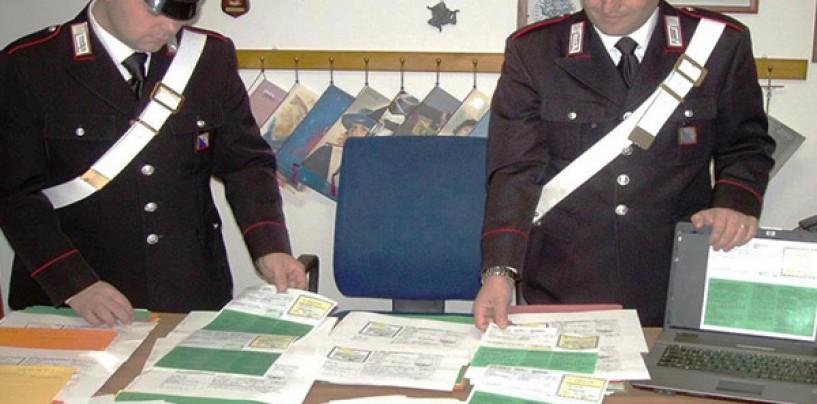 Marzano, maxi truffa alle assicurazioni: 14 denunciati