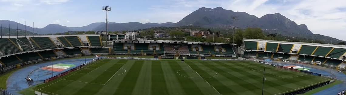Stadio Partenio Lombardi Avellino Calcio