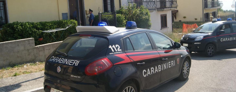 Frigento: tenta il suicidio, carabinieri salvano anziana.