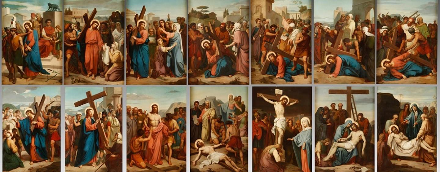 Pasqua in Irpinia tra Riti Religiosi e Via Crucis.