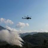 Elicottero del 118 precipita a L'Aquila: 6 persone a bordo