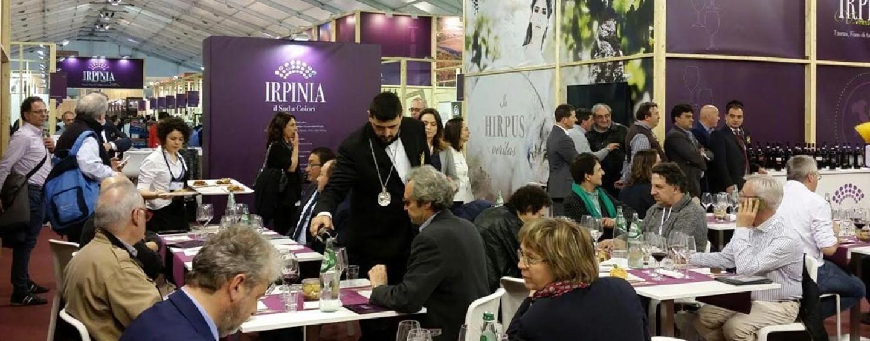 L'Irpinia spopola a Vinitaly 2017: 113 cantine presenti, settimo posto nazionale