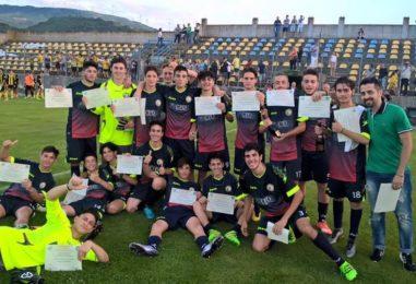 Virtus Avellino, allievi campioni regionali