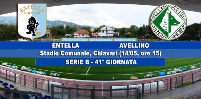 Virtus Entella – Avellino, le probabili formazioni: Tesser rilancia Joao Silva