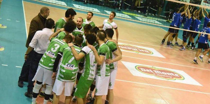 Volley, Cava passa ad Atripalda, emozionante il raccoglimento per coach Matarazzo