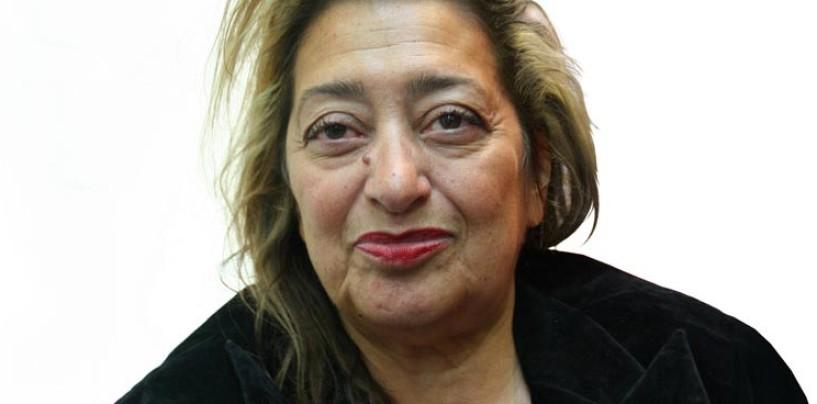 Addio a Zaha Hadid, progettò la Stazione Marittima di Salerno
