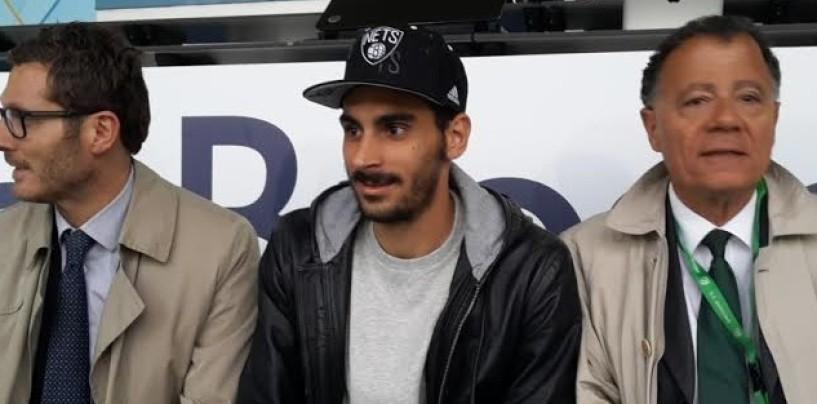 """FOTONOTIZIA / Brescia-Avellino: il blitz di Davide Zappacosta al """"Rigamonti"""""""