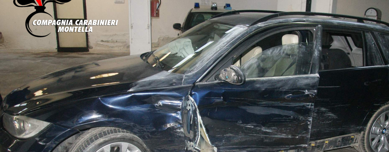 Montemarano: furto sventato dai Carabinieri, recuperata la refurtiva