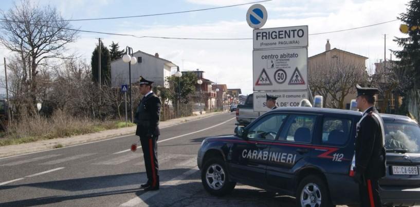 Frigento – Ispezionavano ville a scopo di furto, sorpresi tre bulgari