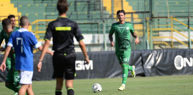 Avellino Calcio – Il report della doppia seduta: Rea a parte, Gavazzi ancora ai box
