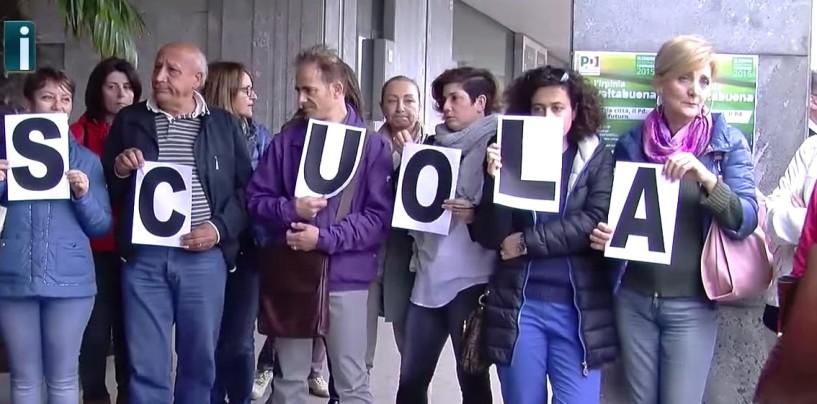 """Coordinamento docenti Irpini: """"Voto al Pd è voto contro la scuola"""""""