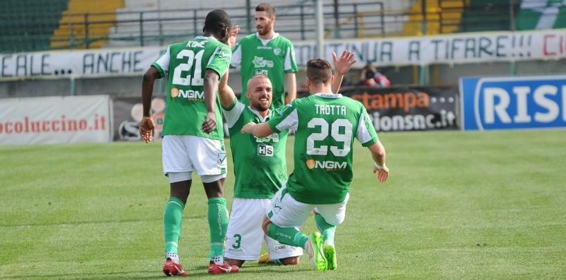 Avellino Calcio – Rastelli opta per il 3-5-2: recupero lampo di Zito