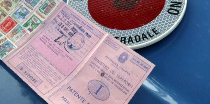 Sorpreso romeno ubriaco: scatta il ritiro della patente