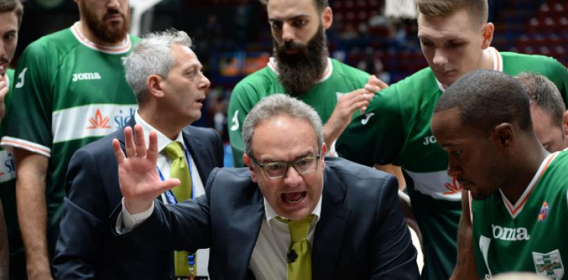 Sidigas Avellino: al completo il girone di Champions, il calendario delle gare