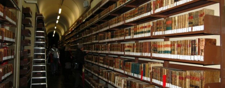 Chiusura temporanea Sala di Studio dell'Archivio di Stato di Avellino