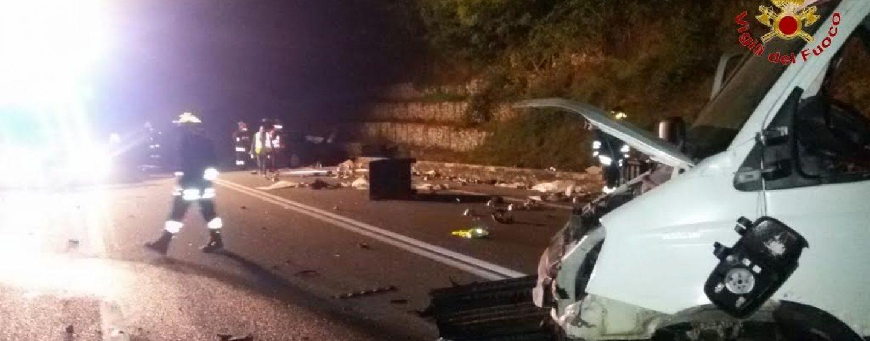 Incidente stradale sull'Ofantina 7 bis: muore un 50enne