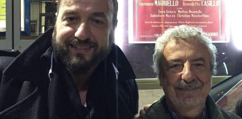 Il Clan H ospita l'attore partenopeo Benedetto Casillo