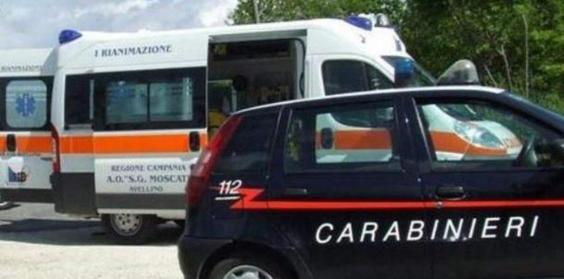 Dramma a Serino, 56enne si toglie la vita nella propria abitazione